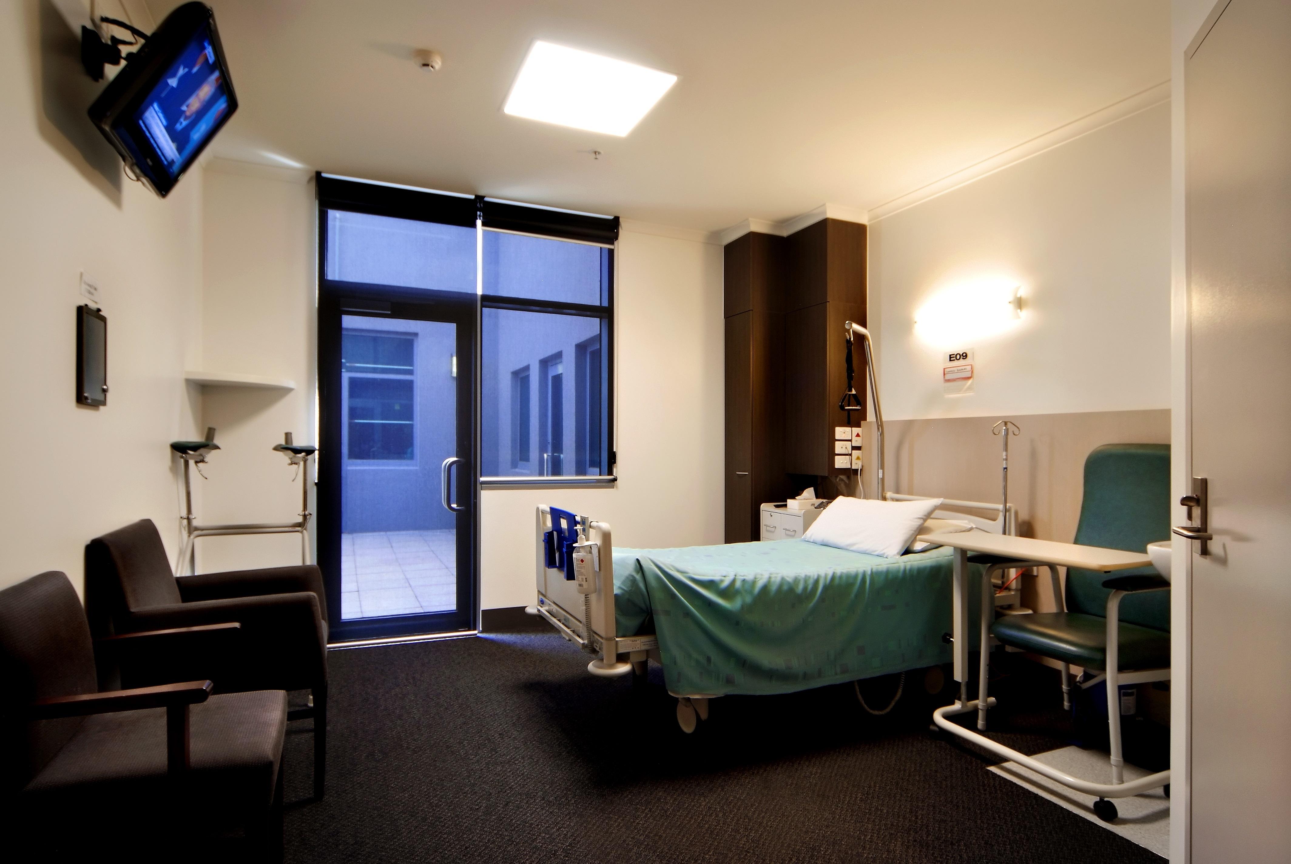 Facilities — Brunswick Private Hospital